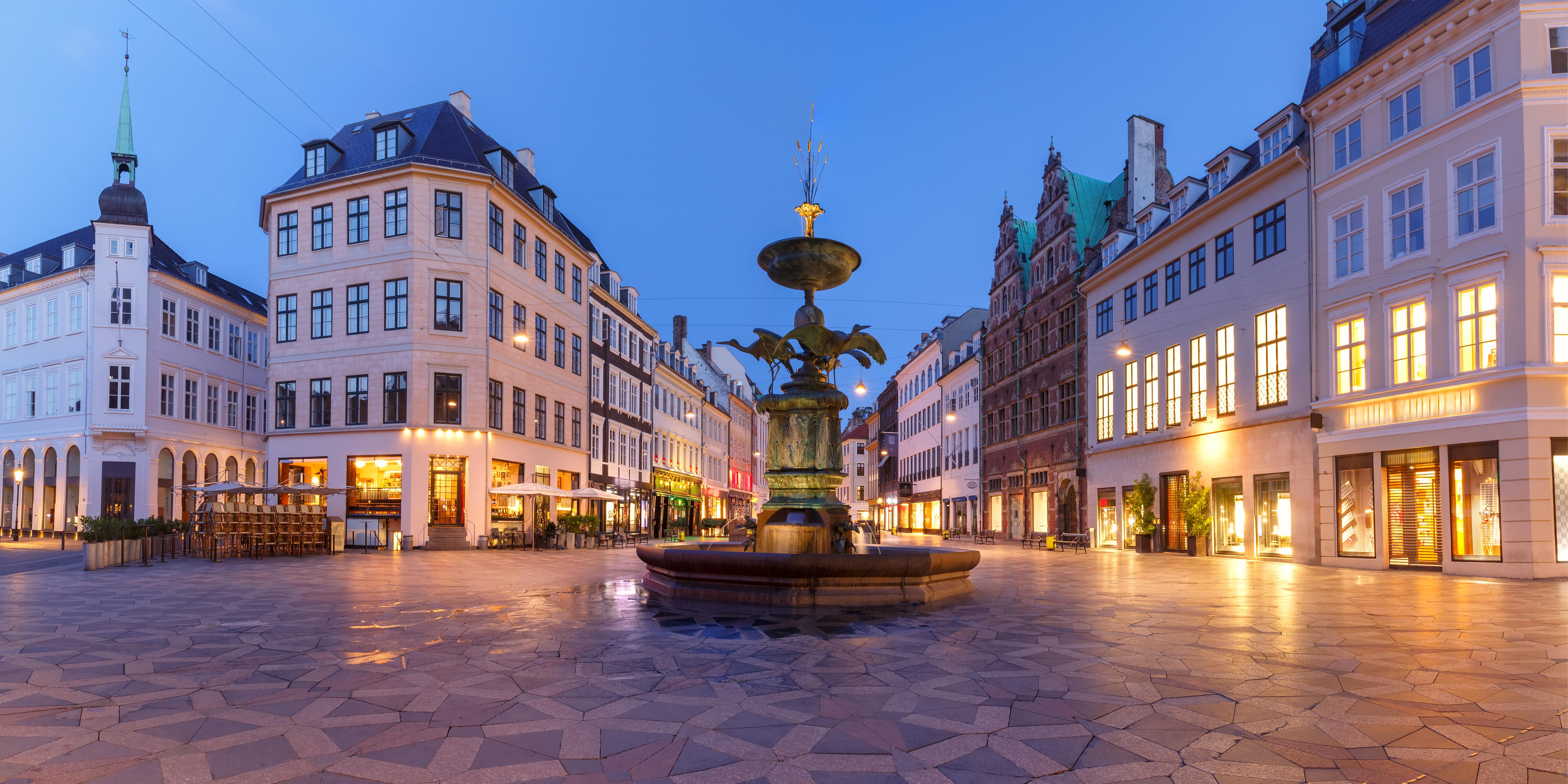كوبنهاغن عاصمة الدنمارك
