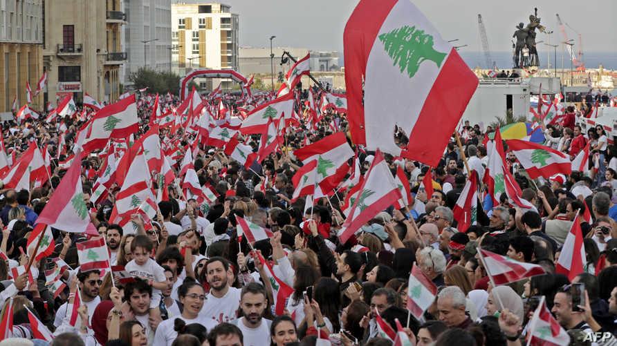 دفعت التظاهرات في لبنان رئيس الوزراء سعد الحريري إلى الاستقالة