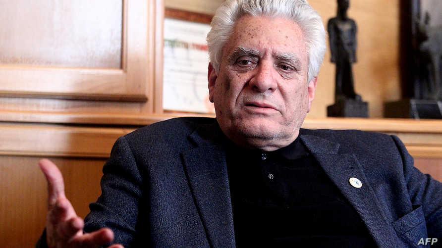 المحامي الجزائري مصطفى بوشاشي
