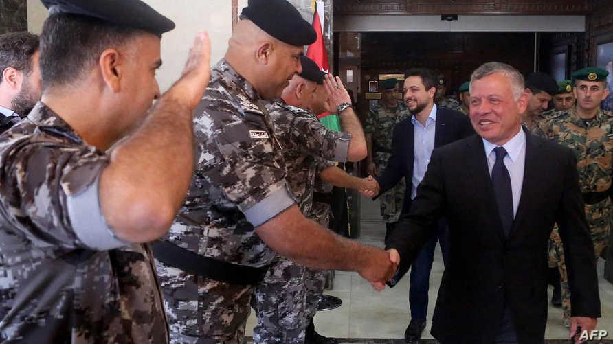 انزعج الملك الأردني من الشائعات التي اشتعلت في الأردن خلال إجازته