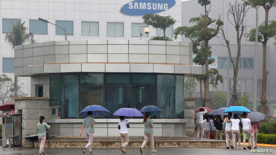 """مصنع لشركة """"سامسونغ"""" في فيتنام"""