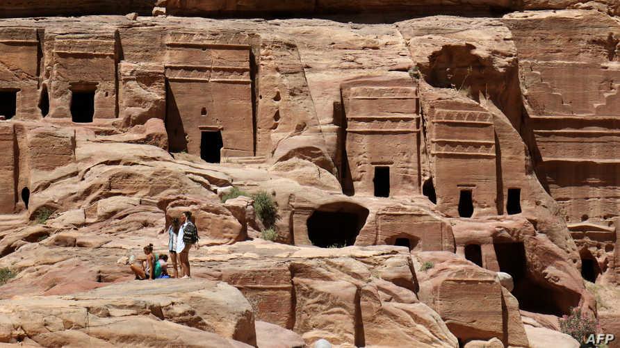 مدينة البتراء الأثرية
