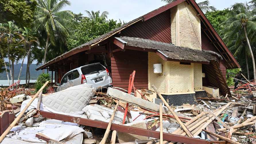 أكثر من 370 قتيلا وأضرار مادية هائلة