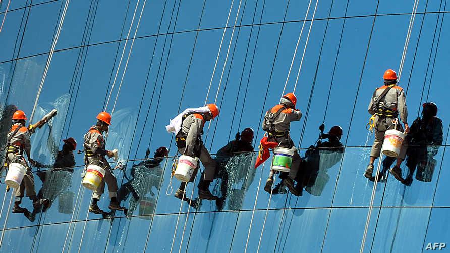 عمال وافدون في السعودية. أرشيفية