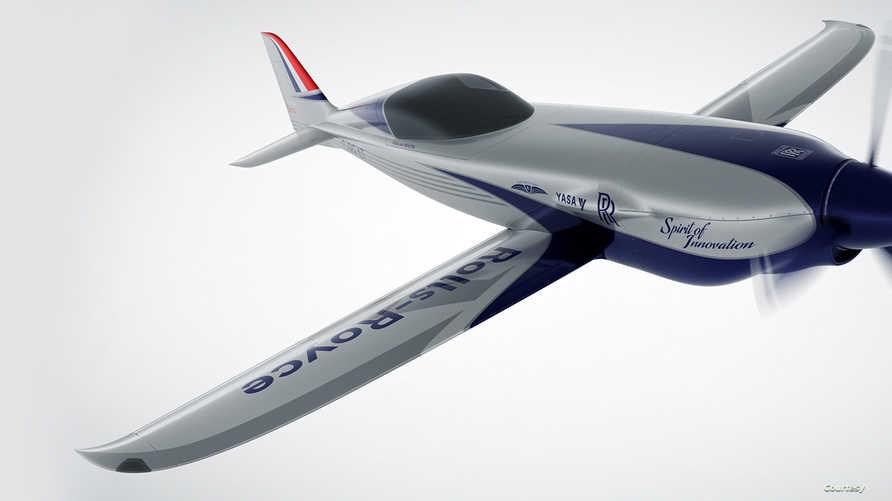 طائرة رولز رويس الكهربائية