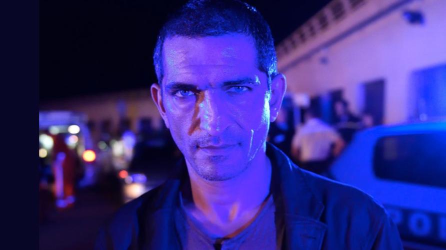 الفنان المصري عمرو واكد
