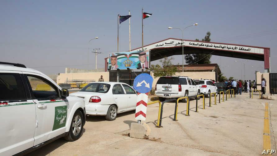 إعادة افتتاح معبر جابر نصيب بين الأردن وسورية