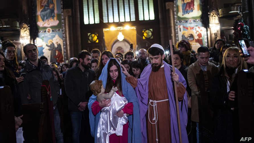 مسيحيون في تركيا