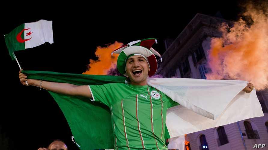 الجزائريون قضوا ليلة بيضاء