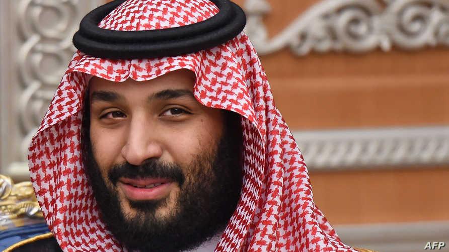 ولي عهد السعودية محمد بن سلمان