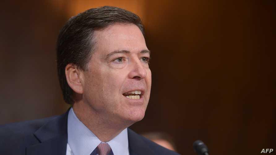 مدير مكتب التحقيقات الفدرالي (إف بي آي) جيمس كومي