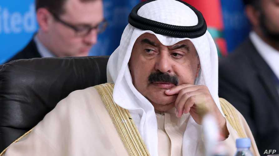 نائب وزير الخارجية الكويتي خالد الجار الله