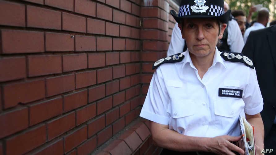 الشرطة البريطانية تواصل تحقيقاتها حول الحادث