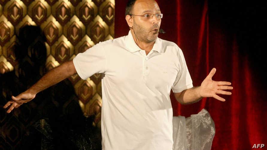 الممثل زياد عيتاني (أ ف ب)