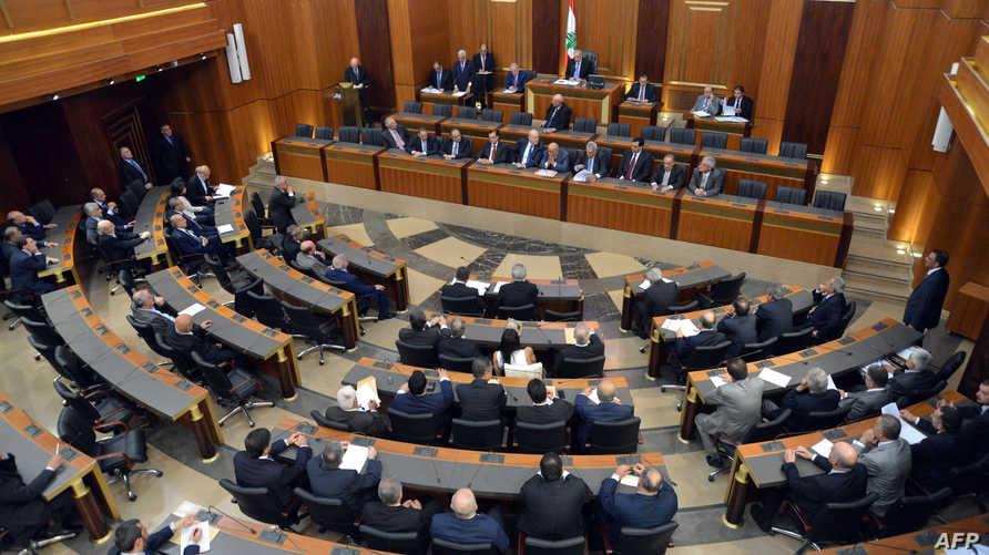 البرلمان اللبناني- أرشيف