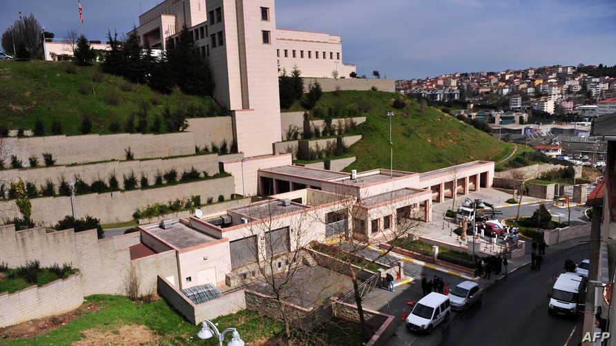القنصلية الأميركية في إسطنبول