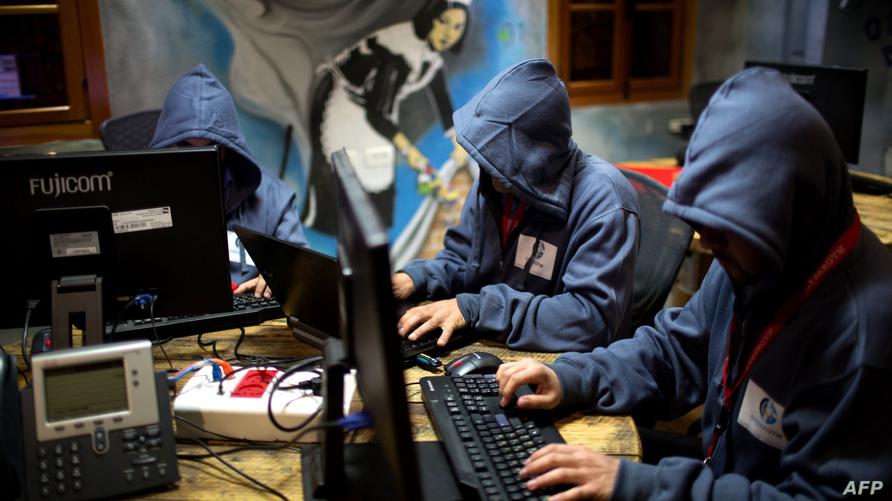 قراصنة إنترنت- أرشيف