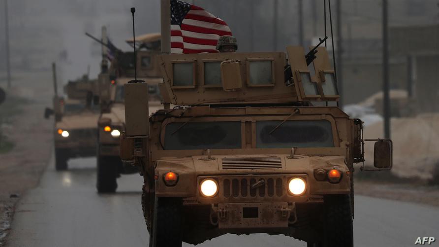 قوات أميركية في سوريا - أرشيف