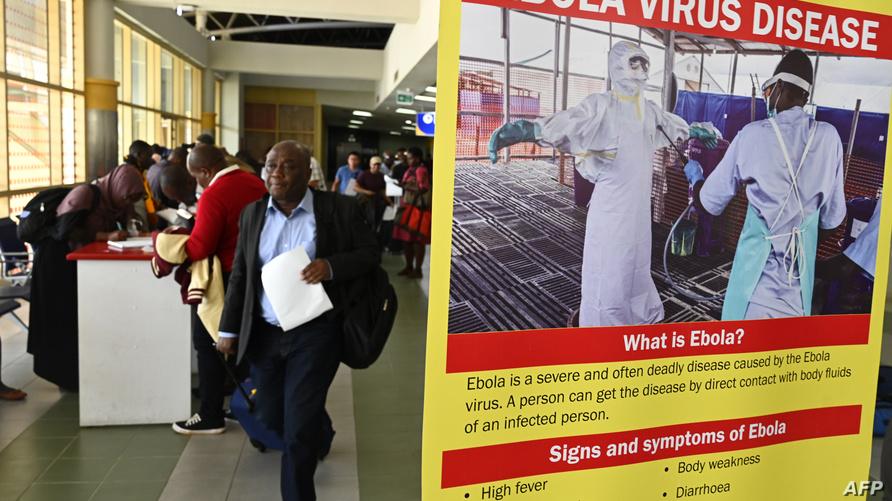 انتشار تحذيرات من الإيبولا في مطار الدول الإفريقية