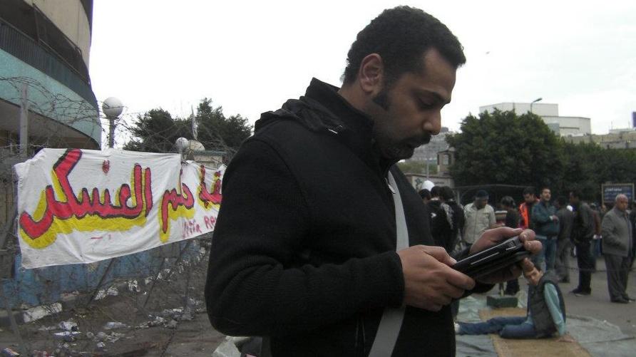 المدون وائل عباس- أرشيف