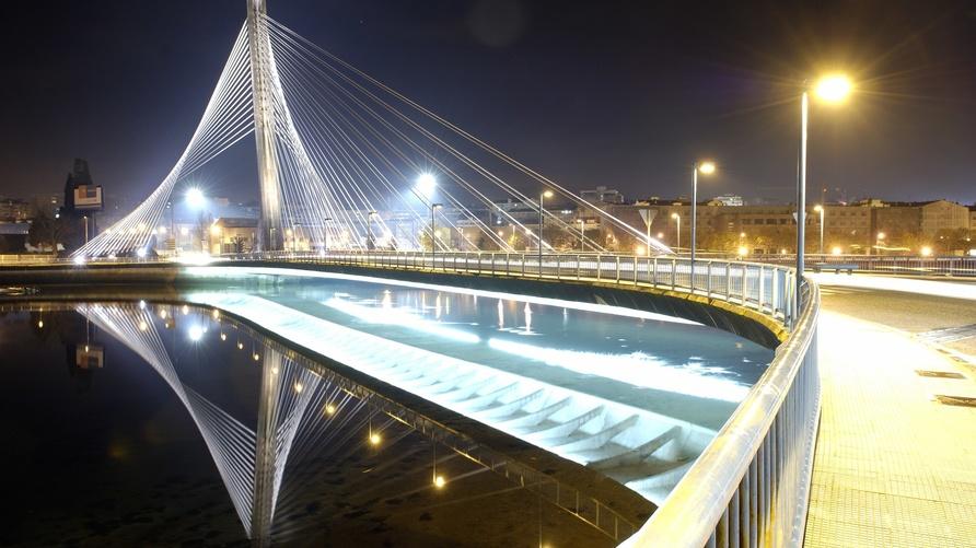 مدينة بونتفيدرا الإسبانية حظرت السيارات