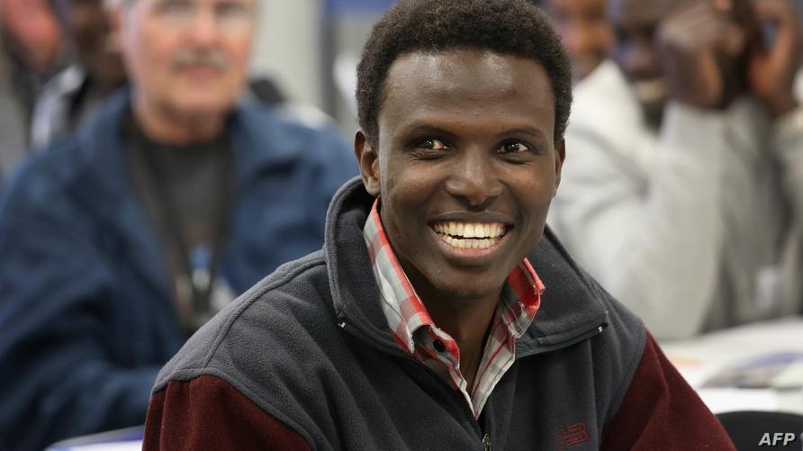 لاجئ صومالي في أميركا