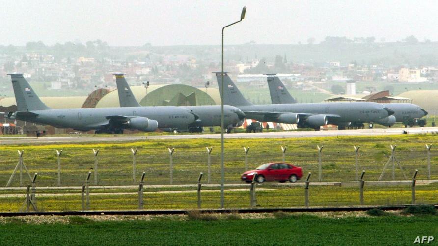 قاعدة انجرليك الجوية التركية