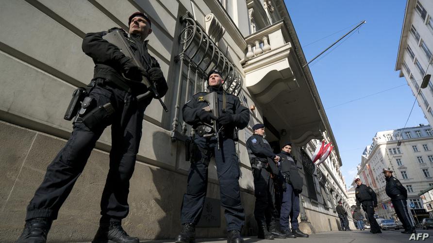الشرطة النمساوية، أرشيف