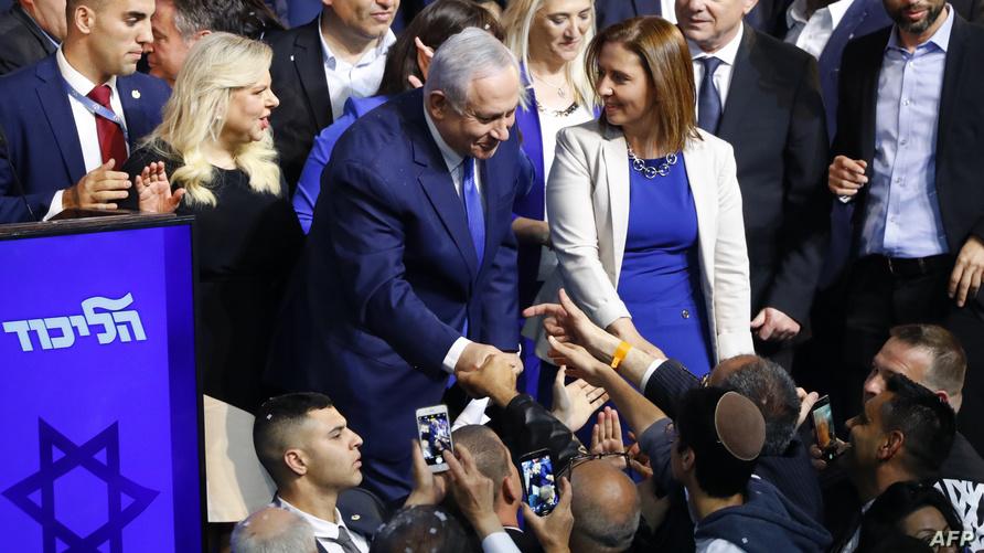 رئيس الوزراء الإسرائيلي بنيامين نتانياهو