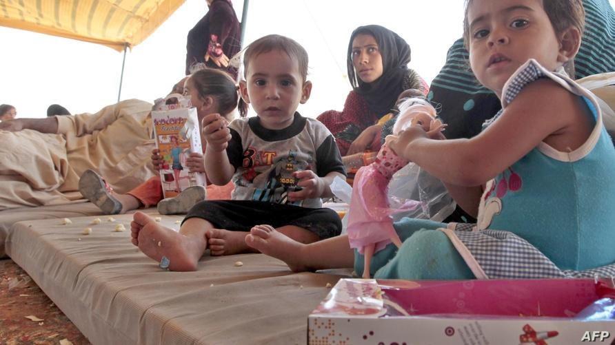 لاجؤون سوريون في الأردن