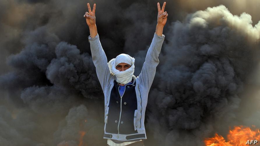 ارتفاع وتيرة التظاهرات الاثنين في ساحات العراق