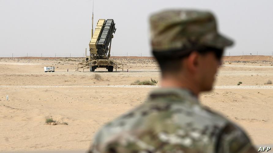 القوات الأمريكية تنشر منظومة بتريوت في عين الأسد وحرير