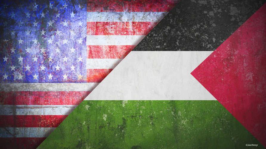 العلاقات الفلسطينية الأميركية