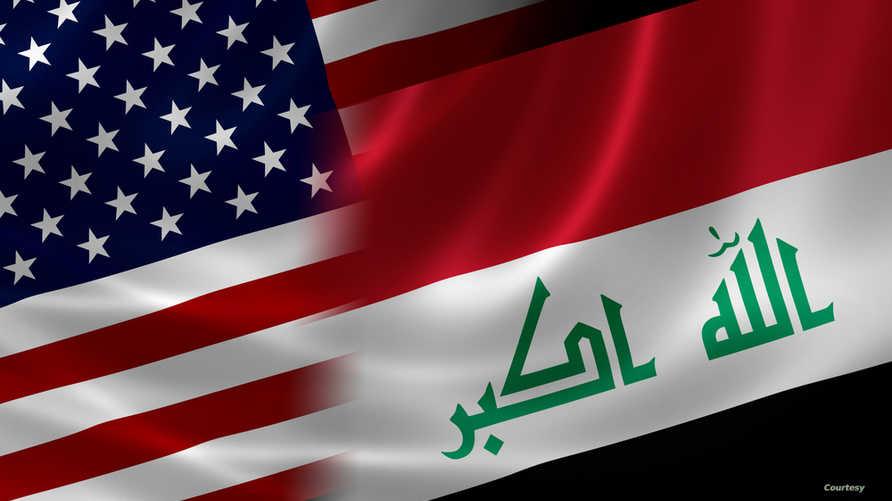 العراق وأميركا
