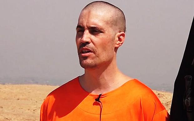 أعدم جيمس فولي في آب/أغسطس 2014.