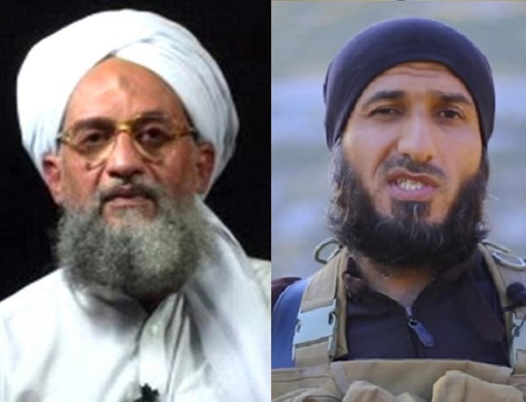 في سنة 2015، خاض الظواهري والعدناني حربا كلامية حادة حول العلاقة بين داعش والقاعدة.