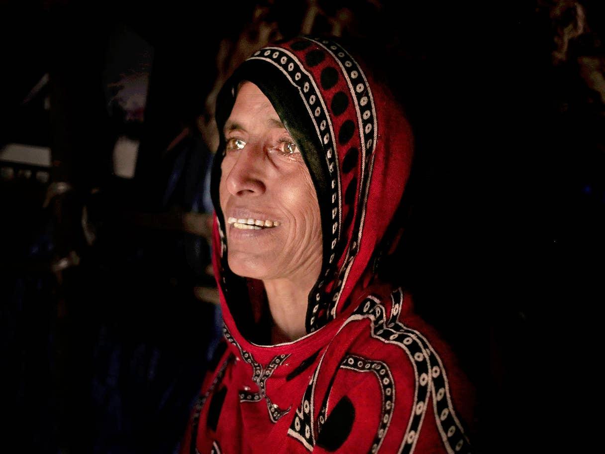 هاجر يحيى. مصدر الصورة: ذا إندبندنت