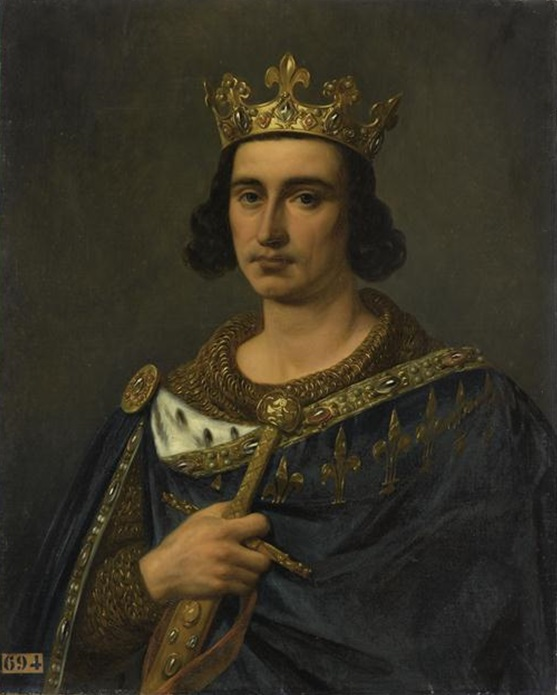 قاد لويس التاسع حملتين صليبيتين قبل أن يقتل في تونس بسبب الطاعون.