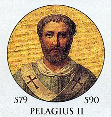 شغل بلاجيوس الثاني منصب بابا الكنيسة الكاثوليكية مدة 11 عاما.