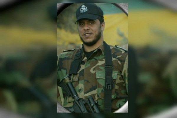 """الصورة الوحيدة تقريبا المتدولة على الإنترنت لممتاز دغمش زعيم """"جيش الإسلام""""."""