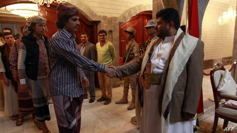 ومحمد علي الحوثي، هو رئيس اللجنة الثورية العليا التابعة للجماعة