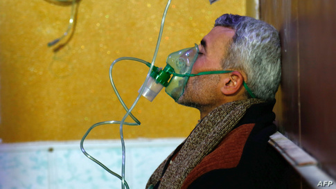 استخدمت الأسلحة الكيماوية في سوريا أكثر من 100 مرة