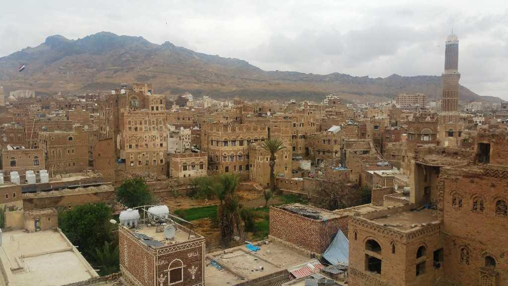 مباني قديمة في مدينة صنعاء التاريخية - ارفع صوتك