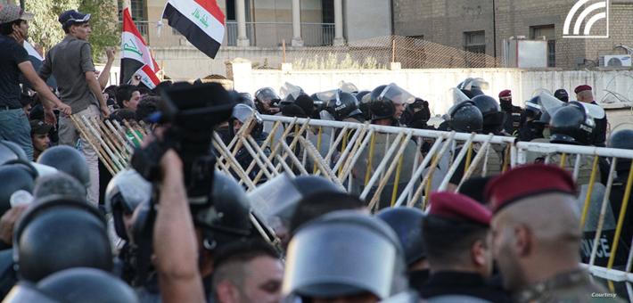 هل الحكومة العراقية قادرة على الاستجابة لمطالب المتظاهرين Irfaasawtak