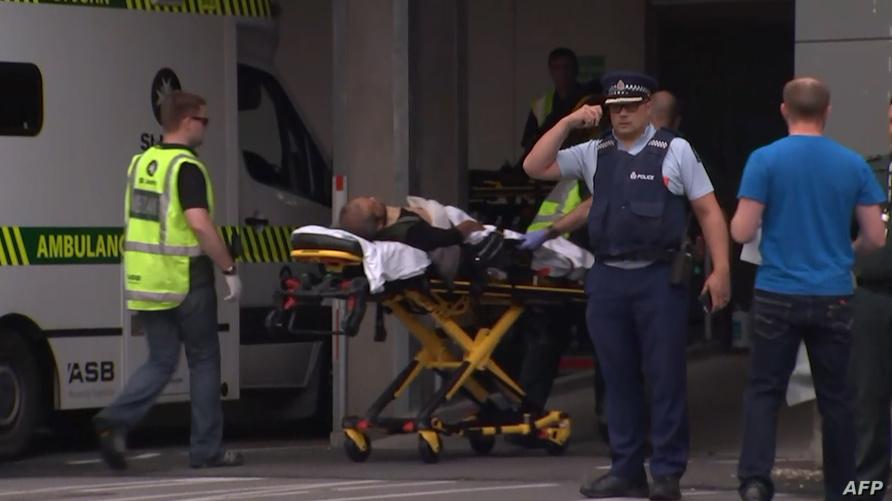اعتداء نيوزيلندا
