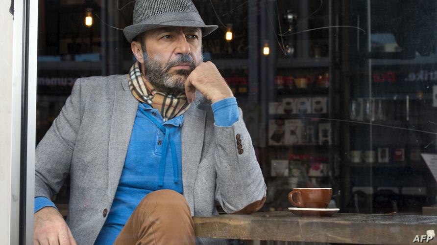 الممثل جهاد عبده في هوليوود، كاليفورنيا/وكالة الصحافة الفرنسية
