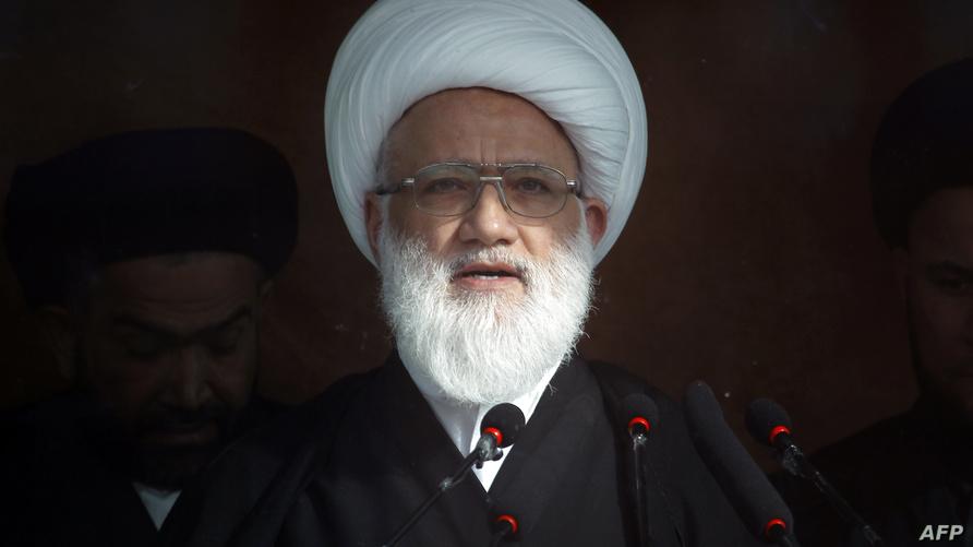 المرجع الديني محمد اليعقوبي