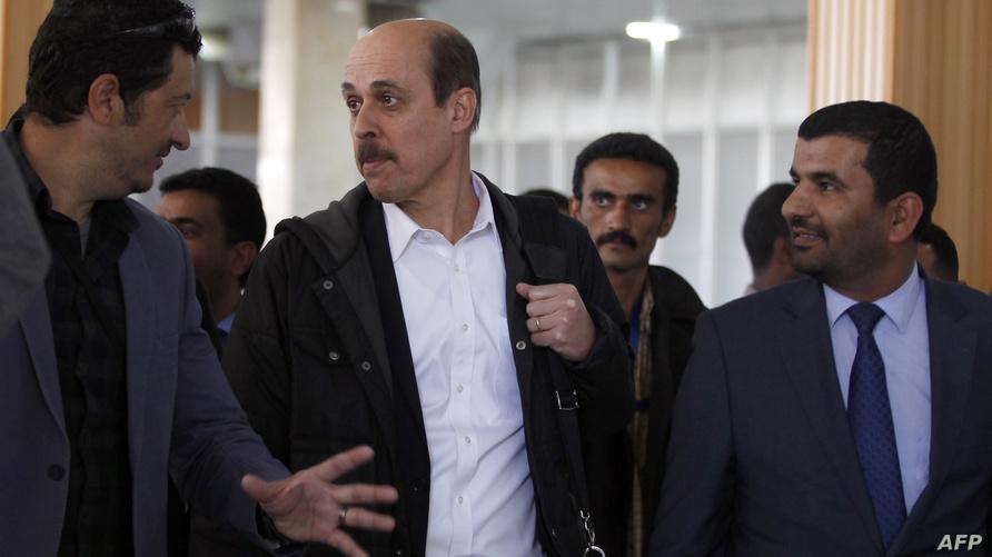 نائب مبعوث الأمم المتحدة إلى اليمن معين شريم