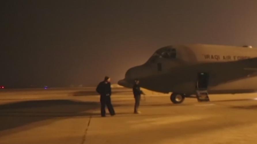 ألقت القوات الجوية العراقية أربعة ملايين رسالة في سماء الموصل/ إرفع صوتك