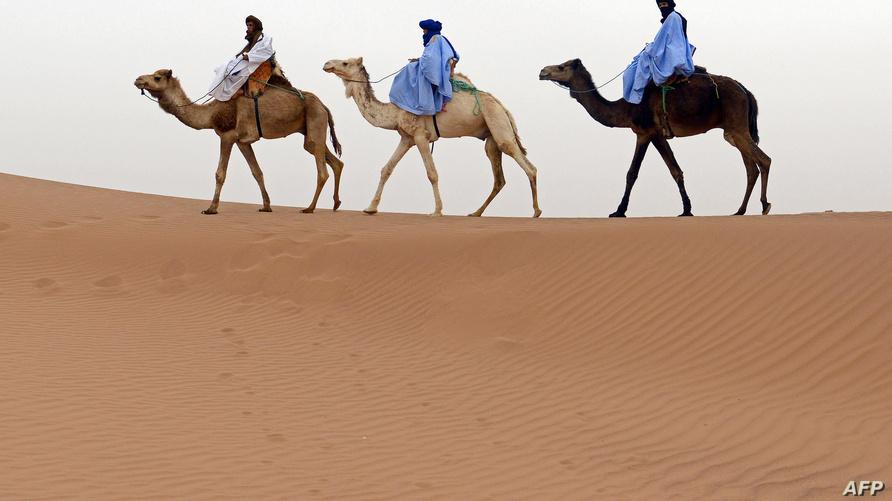 يخلد المسلمون ذكرى هجرة النبي محمد إلى يثرب عام 622م.